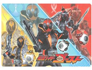 Kamen Rider Ghost ランチョンマット