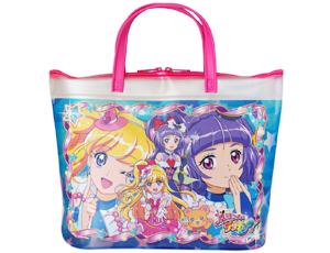 Maho Girls PreCure! ビーチバッグ(だえん)