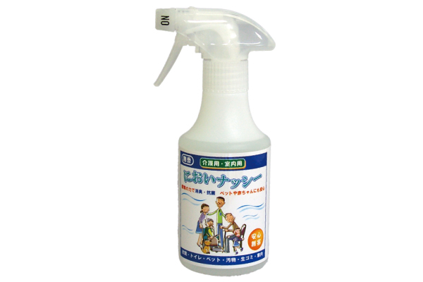 Nioi Nasshi Deodorizing Spray