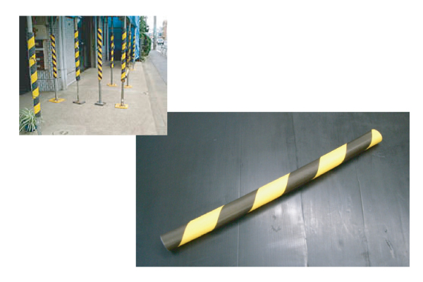 Hazard Marking Pipe Cushions