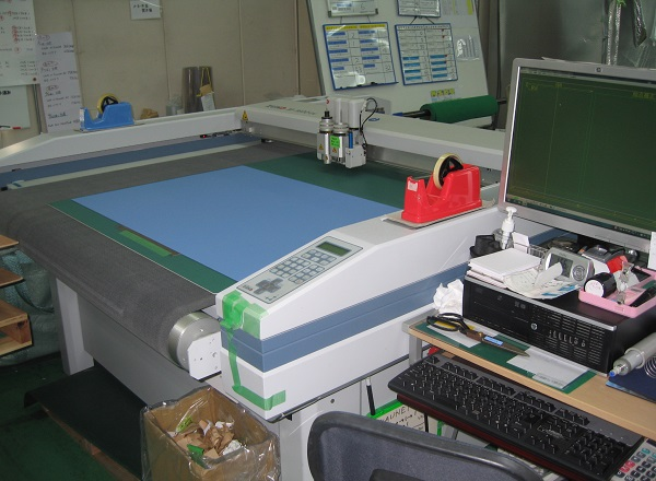 Cutting Plotter (with chamfer)